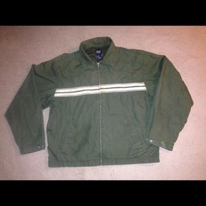 GAP MEN'S LIGHTWEIGHT JACKET.  SIZE L